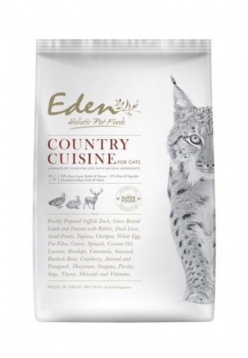 Eden 85/15 Country Cuisine Cat Food